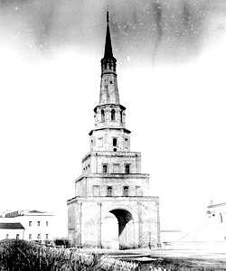 История татарской архитектуры