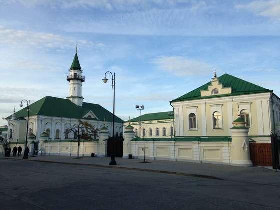 мечеть Марджани,Татарская Слабода